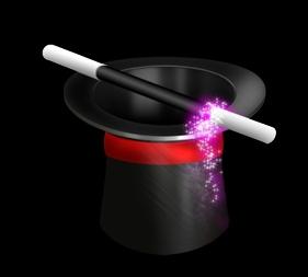 upports pour la pratique de la magie